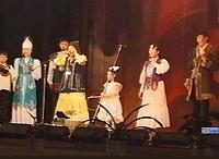 Лауреаты III степени - семья Таскиных из г.Вилюйска.