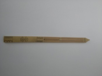 японский бамбуковый муккури .Дар А.М.Кюн