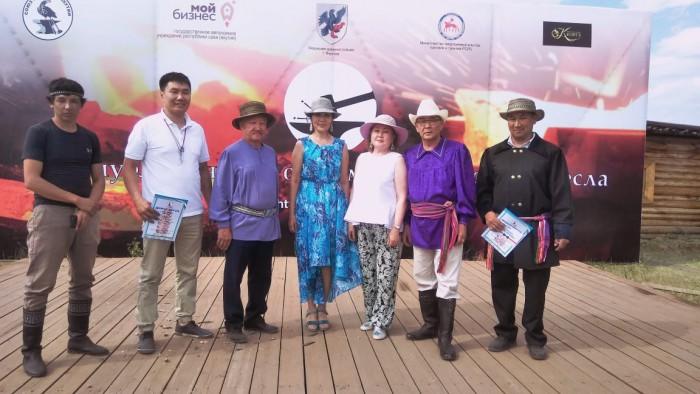 Победители, призеры и жюри конкурса Чулуу хомус-2019